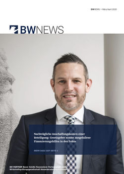 BW NEWS März-April 2020